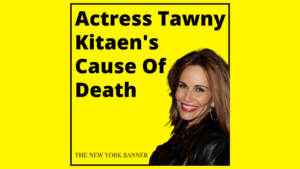 Actress Tawny Kitaen's Cause Of Death