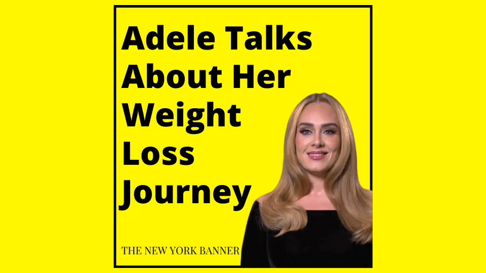 Adele Talks About Her Weight Loss Journey