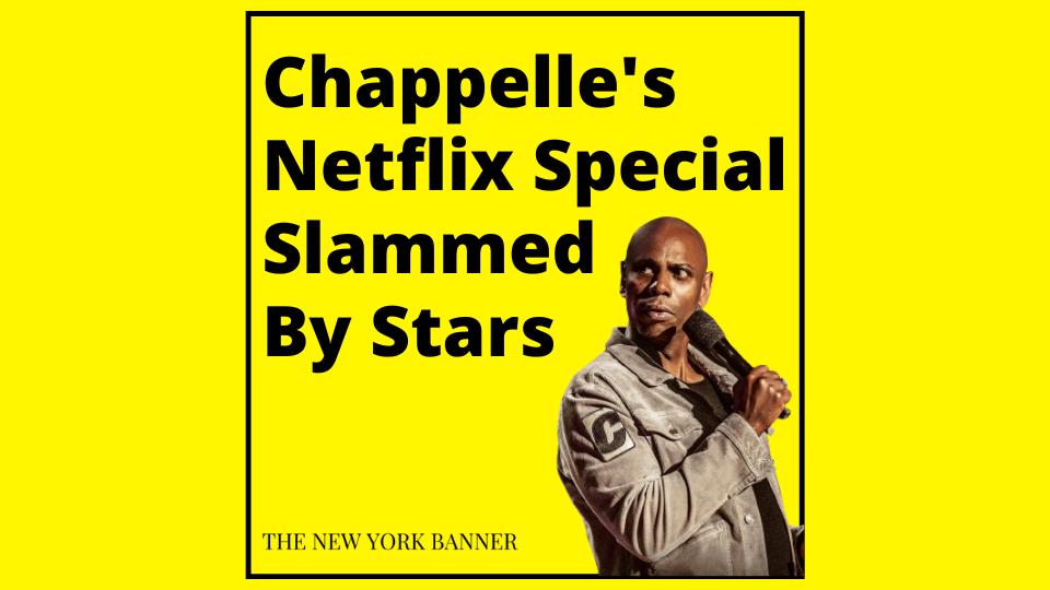 Chappelle's Netflix Special Slammed By Stars