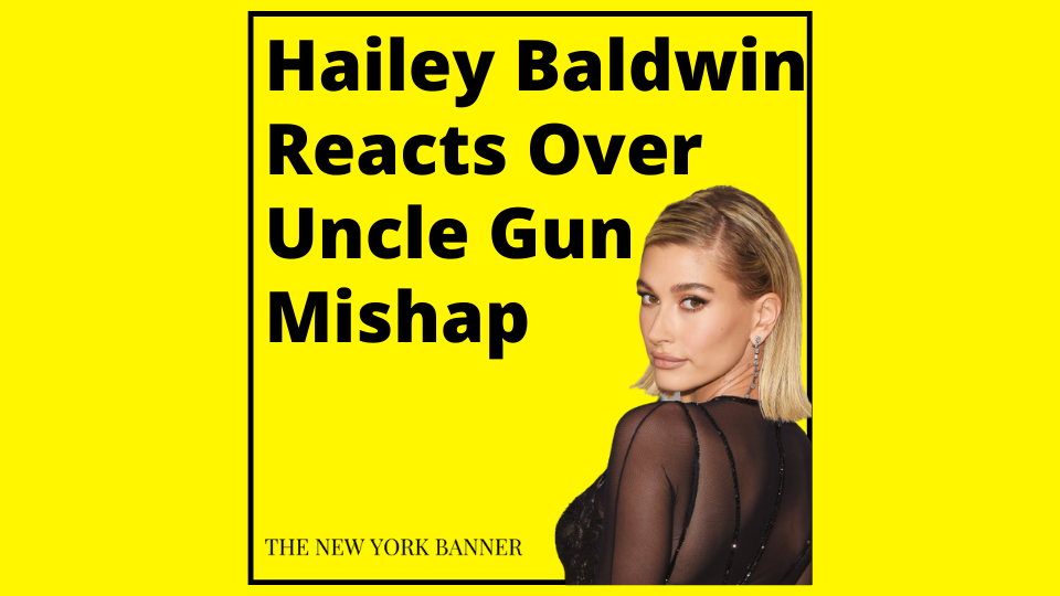 Hailey Baldwin Reacts Over Uncle Gun Mishap