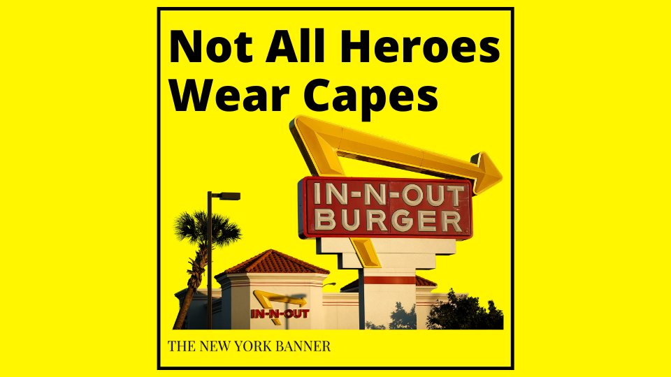 IN-n-Out Burger Stands up against mandates
