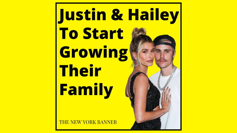 Justin & Hailey To Start Growing Their Family