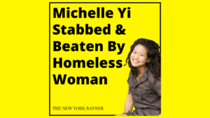 Michelle Yi Stabbed & Beaten By Homeless Woman