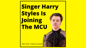 Singer Harry Styles Is Joining The MCU